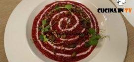 Cotto e mangiato - Avena risottata alle rape rosse con semi oleosi e yogurt magro ricetta Tessa Gelisio