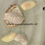 La Prova del Cuoco - Baccalà mantecato con prugne e mele ricetta Riccardo Facchini