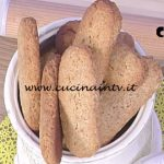 La Prova del Cuoco - Biscotti da inzuppo ricetta Anna Moroni