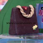 Detto Fatto - Borsa di cioccolato di Mary Poppins ricetta Mirco Della Vecchia