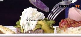La Prova del Cuoco - Bruschetta con concia di zucchine e burrata ricetta Gian Piero Fava