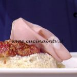 La Prova del Cuoco - Bruschetta di focaccia con fichi e mortadella ricetta Gian Piero Fava