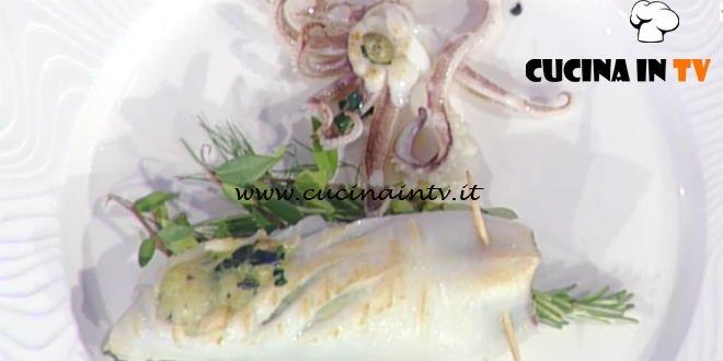 La Prova del Cuoco - Calamari ripieni di porri e patate ricetta Gianfranco Pascucci