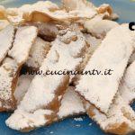 Bake Off Italia 5 - ricetta Cenci senesi di Damiano Carrara