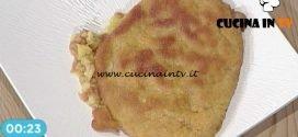 La Prova del Cuoco - Cotoletta croccante ricetta Cristian Bertol