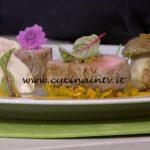 Detto Fatto - Filetto di vitello zucca e porcini ricetta Roberto Conti