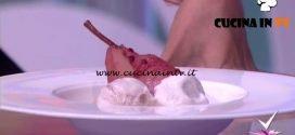 Detto Fatto - Gelato ricotta pere e cannella ricetta Massimiliano Scotti