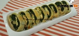 Cotto e mangiato - Girelle di pasta matta farcite con spinaci e scamorza affumicata ricetta Tessa Gelisio