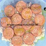 La Prova del Cuoco - Gnocchi di semolino rosa con salsa di noci ricetta Marco Bianchi