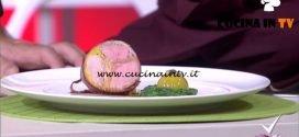 Detto Fatto - Mosaico di maiale ricetta Fabio Potenzano