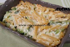 Cotto e Mangiato | Penne alla ricotta con broccoli limone e pinoli ricetta Tessa Gelisio