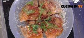 La Prova del Cuoco - Pizza con le polpette al sugo ricetta Gabriele Bonci