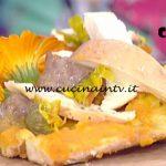 La Prova del Cuoco - Pizza con zucca scamorza e salsiccia ricetta Gabriele Bonci