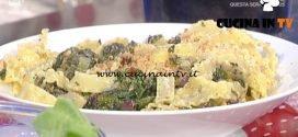 La Prova del Cuoco - Reginette con scarola capperi olive e pinoli ricetta Anna Moroni