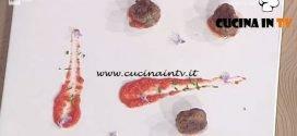 La Prova del Cuoco - Ricordo di una polpetta ricetta Valerio Braschi