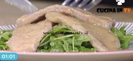 Scaloppine al marsala ricetta Bongiovanni La Prova del Cuoco