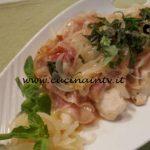 Cotto e mangiato - Scaloppine di pollo in agrodolce ricetta Tessa Gelisio