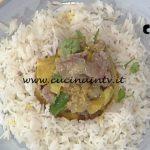 La Prova del Cuoco - Straccetti di manzo al curry e riso basmati ricetta Roberto Valbuzzi