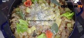 La Prova del Cuoco - Tirache del cuoco Mirco ricetta Sergio Barzetti