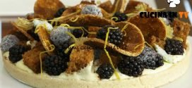 Bake Off Italia 5 - ricetta Torta Agatha Christie di Clelia D'Onofrio