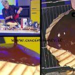 La Prova del Cuoco - Torta cappuccino ricetta Andrea Mainardi