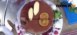La Prova del Cuoco - Torta mousse al cioccolato ricetta Luisanna Messeri