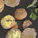 La Prova del Cuoco - Panino con uova strapazzate in tre versioni ricetta Gian Piero Fava