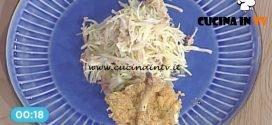 La Prova del Cuoco - Alette di pollo fritte con cavolo e pancetta ricetta Cristian Bertol