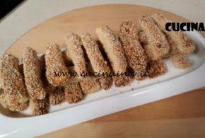 Cotto e Mangiato | Biscotti al sesamo ricetta Tessa Gelisio