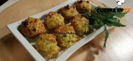 Cotto e mangiato - Champignon ripieni al gratin ricetta Tessa Gelisio