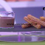 Detto Fatto - Churros ricetta Michel Paquier