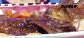 La Prova del Cuoco - Costine di vitello arrosto ricetta David Povedilla