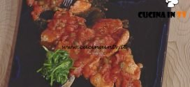 La Prova del Cuoco - Fettine alla pizzaiola con capperi e prezzemolo ricetta Katia Maccari