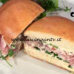 La Prova del Cuoco - Fishburger ricetta Gianfranco Pascucci