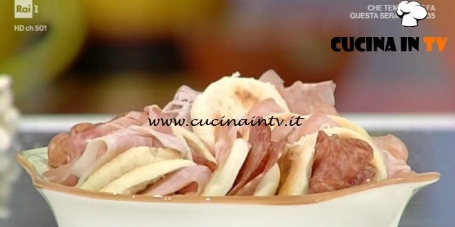 Domenica In   Focaccella in padella ricetta Benedetta Parodi
