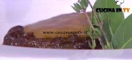Detto Fatto - Guancia di vitello ai funghi ricetta Tommaso Arrigoni