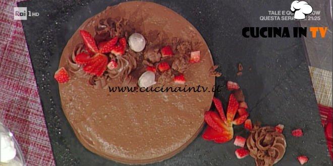 La Prova del Cuoco - Meringata al cioccolato ricetta Guido Castagna