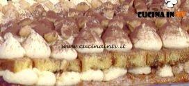 La Prova del Cuoco - Millefoglie al tiramisù ricetta Andrea Mainardi