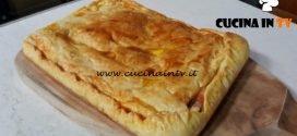 Cotto e mangiato - Parigina con pomodoro prosciutto cotto mozzarella e alicette ricetta Tessa Gelisio