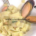 La Prova del Cuoco - Pasta e patate con capperi e cozze ricetta Natale Giunta
