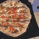 La Prova del Cuoco - Pizza crostata con crema di zucca e peperoncini in olio ricetta Gino Sorbillo