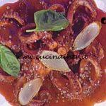 La Prova del Cuoco - Polipetti affogati con lenticchie ricetta Gianfranco Pascucci