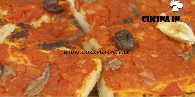 Bake Off Italia 5 | Sardenaira ricetta Benedetta Parodi