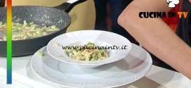 Domenica In - Strozzapreti avocado e zucchine ricetta Benedetta Parodi