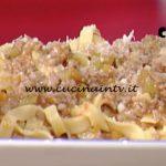 La Prova del Cuoco - Tagliatelle con ragù alla bolognese ricetta Riccardo Facchini