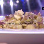 Detto Fatto - Tagliolini castagne e speck ricetta Beniamino Baleotti