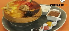 Bake Off Italia 5 - ricetta Torta Molecolare di Damiano Carrara
