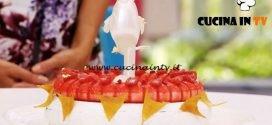 Bake Off Italia 5 - ricetta Torta Pesce Fuor d'Acqua di Ernst Knam