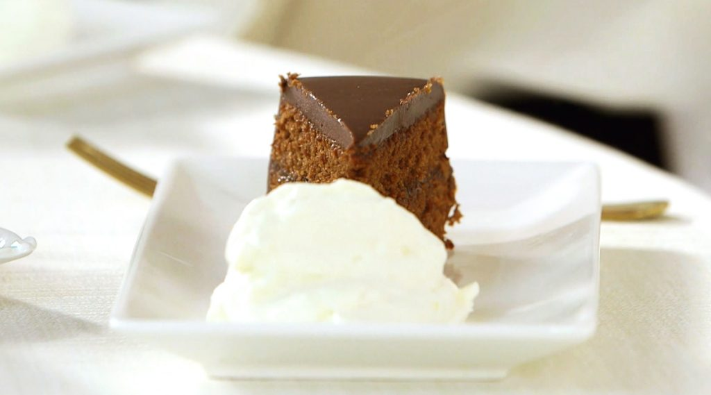 Bake Off Italia 5 - ricetta Torta Sacher di Ernst Knam