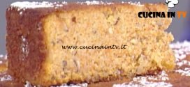 La Prova del Cuoco - Torta di carote ricetta Luisanna Messeri
